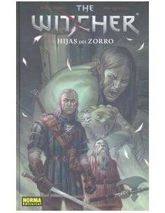 WITCHER 2 HIJAS DEL ZORRO
