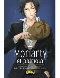 MORIARTY EL PATRIOTA 2
