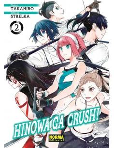 HINOWA GA CRUSH 2