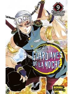 GUARDIANES DE LA NOCHE 09