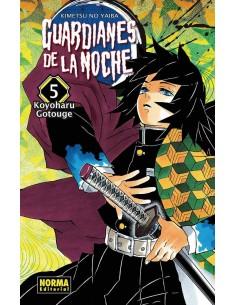 GUARDIANES DE LA NOCHE 5