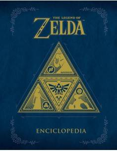 LEGEND OF ZELDA ENCICLOPEDIA,THE