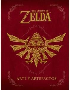 LEGEND OF ZELDA ARTE Y ARTEFACTOS,THE