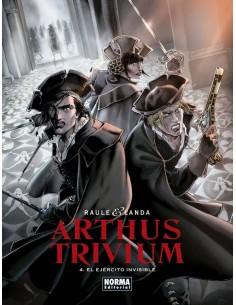 ARTHUS TRIVIUM 4 EL EJERCITO INVISIBLE