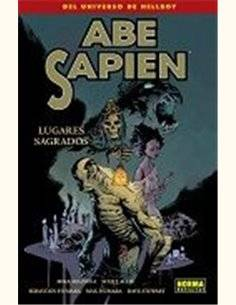 ABE SAPIEN 5 LUGARES SAGRADOS