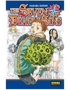 SEVEN DEADLY SINS 4