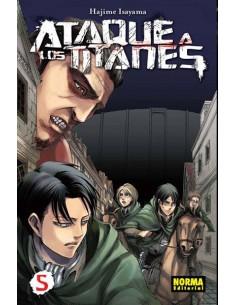 ATAQUE A LOS TITANES 5