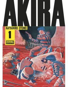 AKIRA 1 EDICION ORIGINAL