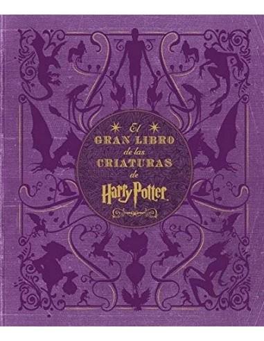 GRAN LIBRO DE LAS CRIATURAS DE HARRY POTTER,EL