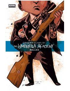 UMBRELLA ACADEMY DALLAS,THE N,4