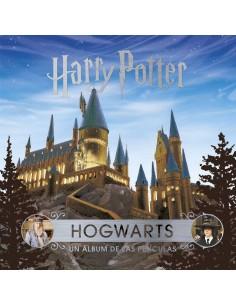 J K ROWLINGS WIZARDING WORLD HOGWARTS UN ALBUM DE PELICULAS