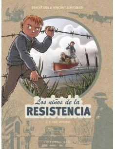 NIÑOS DE LA RESISTENCIA 5 EL PAIS DIVIDIDO