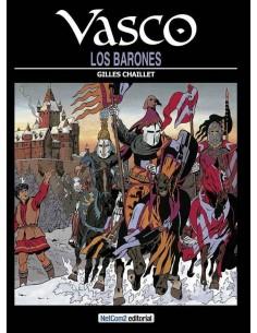 VASCO 05. LOS BARONES