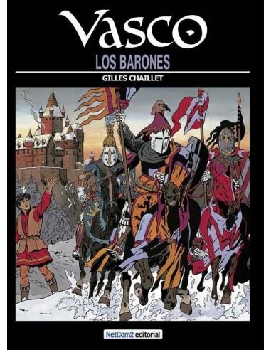 Compra VASCO 05. LOS BARONES 9788494018879