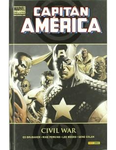 CAPITAN AMERICA 04: CIVIL WAR(MARVEL DELUXE)