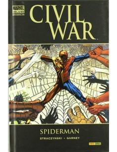CIVIL WAR: SPIDERMAN(MARVEL DELUXE)