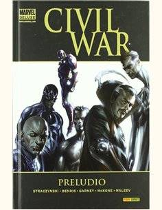 CIVIL WAR: PRELUDIO(MARVEL DELUXE)