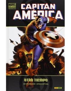 CAPITAN AMERICA 01: OTRO TIEMPO (MARVEL DELUXE)
