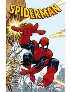 LEYENDAS DE MARVEL: SPIDERMAN
