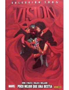LA VISION 02. POCO MEJOR QUE UNA BESTIA