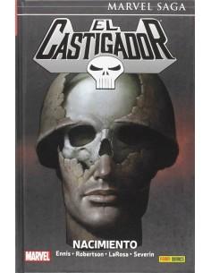EL CASTIGADOR 01. NACIMIENTO(MARVEL SAGA 14)