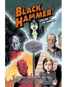 BLACK HAMMER - CALLES DE SPIRAL