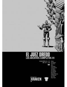 JUEZ DREDD LOS ARCHIVOS COMPLETOS 09