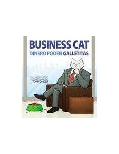 BUSINESS CAT. DINERO, PODER, GALLETITAS