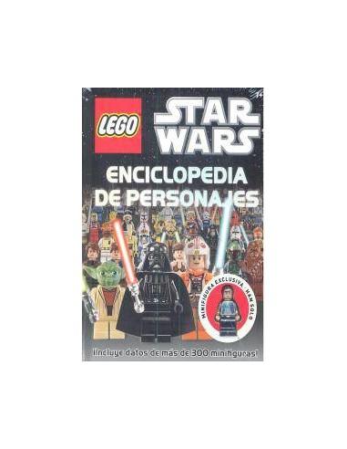 Compra LEGO STAR WARS (ENCICLOPEDIA DE PERSONAJES) 9781409365402