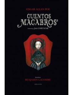 CUENTOS MACABROS 01 (ILUSTRADO POR BENJAMIN LACOMBE)