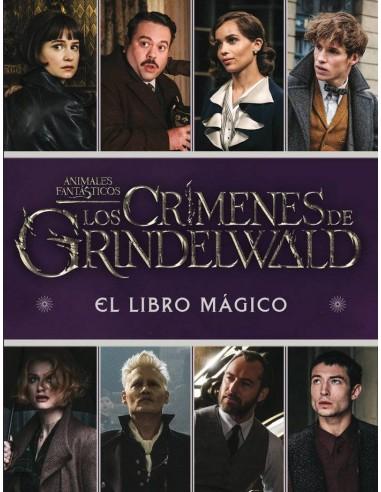 LOS CRÍMENES DE GRINDELWALD. EL LIBRO MAGICO
