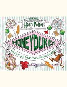 HARRY POTTER HONEYDUKES RASCA Y DESCUBRE MAGICOS AROMAS