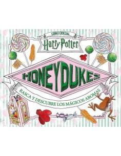 HARRY POTTER HONEYDUKES RASCA Y DESCUBRE MAGICOS AROMAS