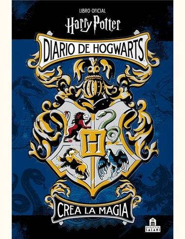 HARRY POTTER DIARIO DE HOGWARTS