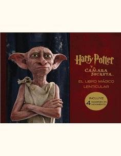 HARRY POTTER: EL LIBRO MÁGICO LENTICULAR DE HARRY POTTER Y LA CÁMARA SECRETA
