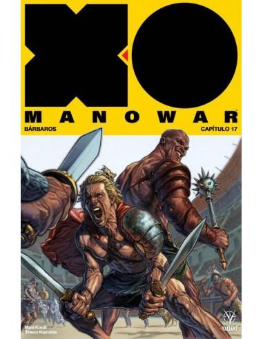 XO MANOWAR 17