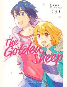 GOLDEN SHEEP 3