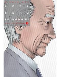 LAST HERO INUYASHIKI 9