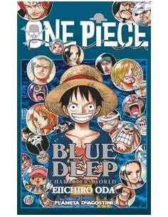 ONE PIECE GUIA 5 DEEP BLUE