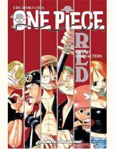 ONE PIECE GUIA 1 RED