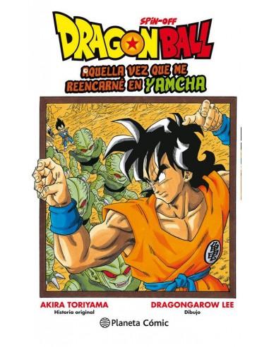 DRAGON BALL YAMCHA Nº01
