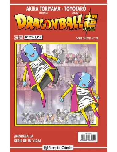 DRAGON BALL SERIE ROJA Nº 235 (VOL5)