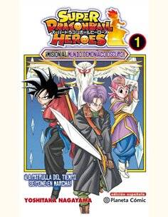 SUPER DRAGON BALL HEROES N 01