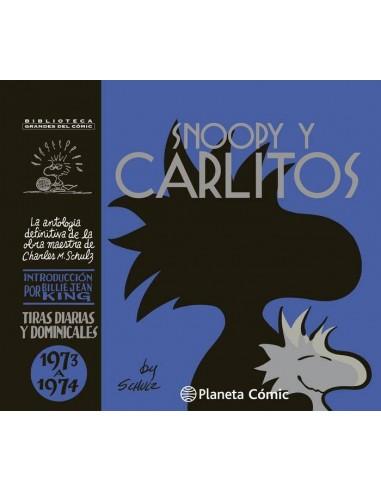 SNOOPY Y CARLITOS 1973-1974 12/25