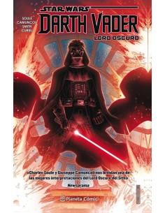 STAR WARS DARTH VADER LORD OSCURO (TOMO RECOPILATORIO) Nº 01