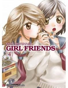 GIRL FRIENDS Nº 04/05