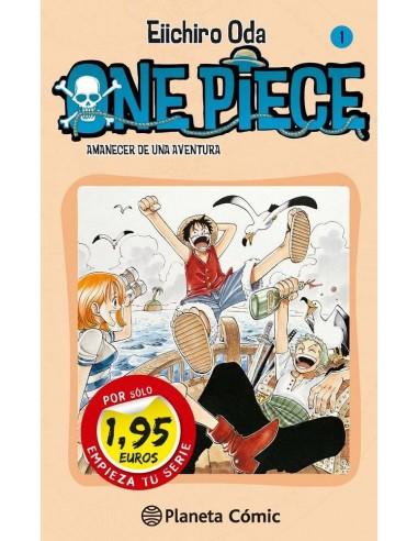 MN ONE PIECE Nº01 ESPECIAL
