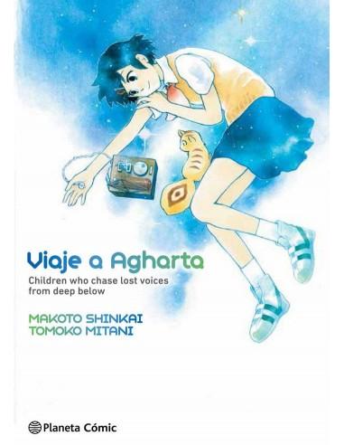 AGARTHA (LOST VOICES 3-EN-1) DE MAKOTO SHINKAI