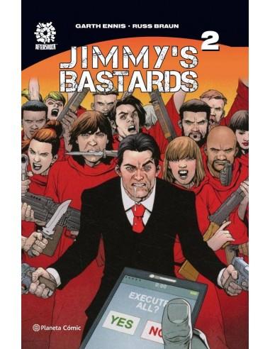 JIMMY'S BASTARDS 02/02