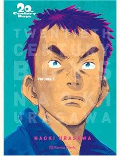 20TH CENTURY BOYS KANZENBAN 01